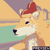 The Doge of Venice icon/pixelart