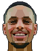 Stephen Curry icon/pixelart