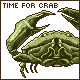 Time For Crab icon/pixelart