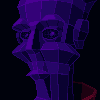 3-Dude icon/pixelart