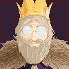 King Lumpkins icon/pixelart