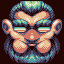Grisknuckle v2 icon/pixelart