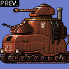 Armored snail! icon/pixelart