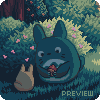 Secret Santa 2020 icon/pixelart