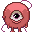 eye icon/pixelart