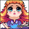 Alice Blue icon/pixelart