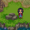 Alice island icon/pixelart