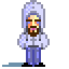 Getting colder icon/pixelart