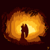 From The Cradle To The Grave icon/pixelart