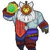League of Legends - Bard icon/pixelart