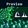 Hiveswap Serpents Minigame Redraw icon/pixelart