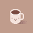 Coffee Hour Avatar icon/pixelart