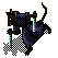 64x64 RPG Cultist Rat