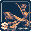 Dancer icon/pixelart