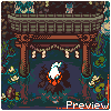Newmoon Gate icon/pixelart