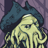 Davy Jones icon/pixelart