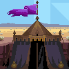 Into The Rift - Desert icon/pixelart
