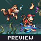 Donkey Kong Country icon/pixelart