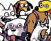 dwogs icon/pixelart