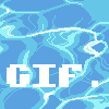 A bigger splash icon/pixelart