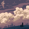 Watcher icon/pixelart