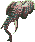 Favorite Animal - African Elephant icon/pixelart