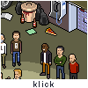 Behind Lou's Tavern (Fight club) icon/pixelart