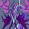 Leviathan from Final Fantasy IX icon/pixelart