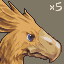 FF Tactics Portraits, Series 2 icon/pixelart