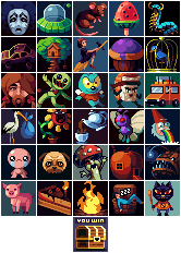 Icons for octobit