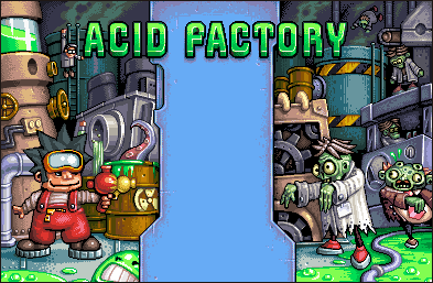 Acid Factory - Intro