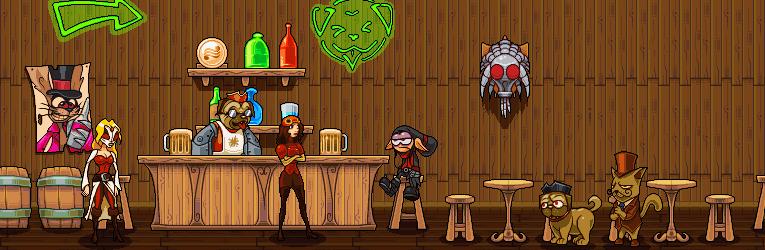 Bar Scene Pixeljoint Com