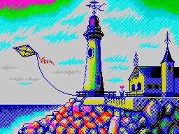 Beacon (ZX-SPECTRUM)