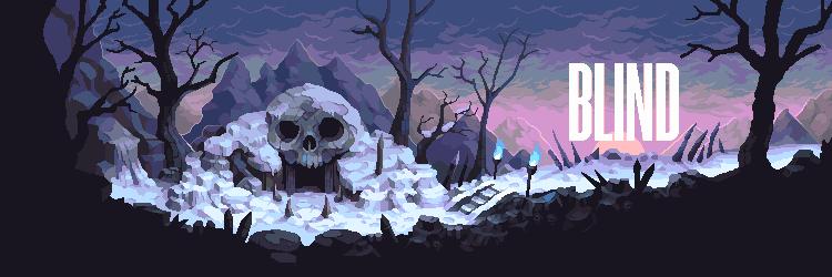 I love skulls/pixelart