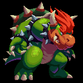 Bowser - Super Mario World
