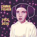 [Image: carriefishertribute.png]