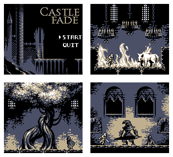 Castle Fade- 2014 incomplete GBjam entry