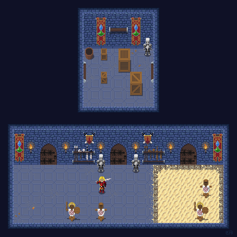 Castle Basement