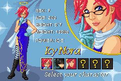 You Choose Icy Nora