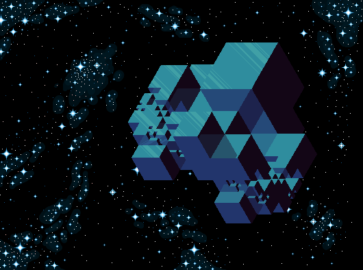 Space Cube   Pixeljoint Com