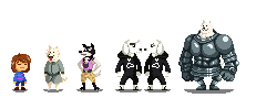 Undertale dogs