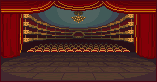 Fancy Theater Stage