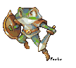 Monster Boy: Frog Form