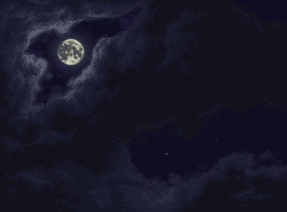 Cloudy Night