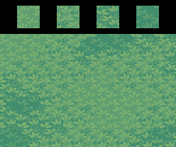 Literally just grass