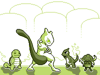 Some pokemons