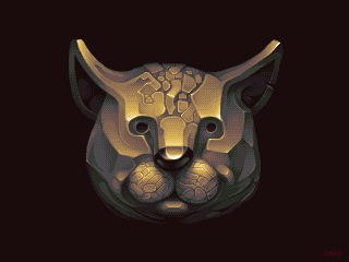 Cat of Gold