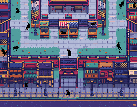 Black Cat Market