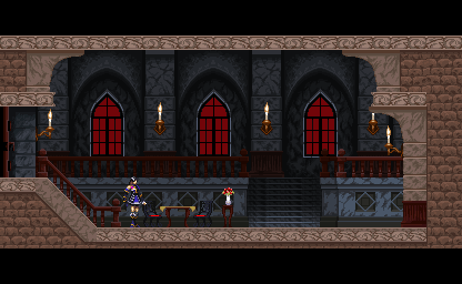 Bloodstained 2D