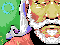 Thus Have I Heard (MSX palette attempt)